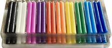 Wicca Candles 20 Pcs , Assorted Colors, Casting Spells, Rituals, Healing,