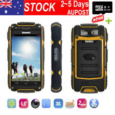 "4.0"" Discovery V8 Android 3G Smartphone Dual Core/SIM Rugged Mobile Phone + 32GB"