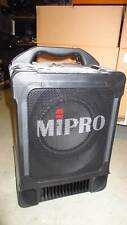 Mipro Speaker MA-707E Series 70W Portable Wireless PA System Black Schwarz