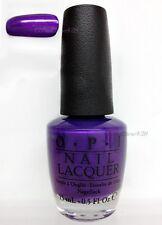 OPI Nail Polish 0.5oz/15ml - NL B30 - Purple With A Purpose