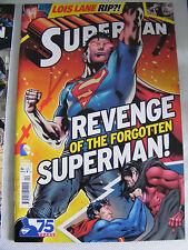 SUPERMAN # 4  NEW 52 / TITAN/DC COMICS SEP 2013