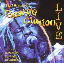 FREE US SHIP. on ANY 3+ CDs! ~Used,Very Good CD George Clinton: Best of George C