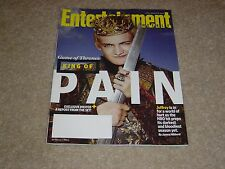 GAME OF THRONES * JACK GLEESON March 28 2014 ENTERTAINMENT WEEKLY MAGAZINE #1304