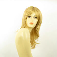 Perruque femme mi-longue blond clair doré ELEA LG26
