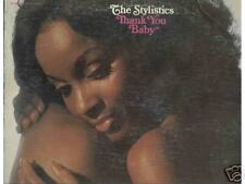 THE STYLISTICS                           THANK YOU BABY