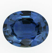 3.66ct!! NATURAL BLUE SAPPHIRE EXPERTLY FACETED IN GERMANY +CERTIFICATE INCLUDED