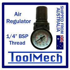 "AIR REGULATOR 1/4"" TRADE QUALITY FREE EXPRESS SHIPPING"