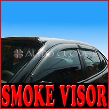 Smoke Window Visor Vent For Daewoo Leganza