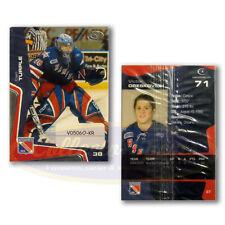 2005-06 Kitchener Rangers team set with Valabik, Kindl & Lashoff