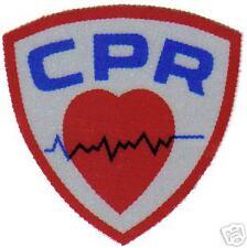 CPR STICKER FOR FIRE HELMET