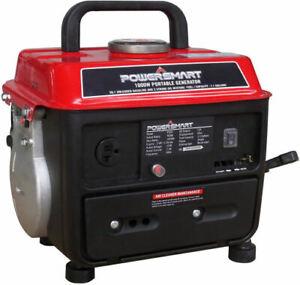 1000 Watt Portable Generator Combo Pack