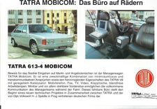 Tatra 613-4 Prospekt, 1993