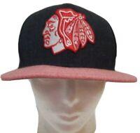 New NEW ERA 9FIFTY OFSA NHL CHICAGO BLACKHAWKS Snapback Hat Cap Cool Style