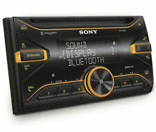 Sony WX-920BT, Double DIN CD/MP3 Bluetooth Car Stereo ™