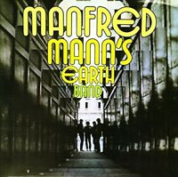 MANFRED'S EARTH BAND MANN - MANFRED MANN'S EARTH BAND  CD NEU