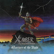 X-Caliber ‎– Warriors Of The Night US Traditional / Power Metal