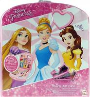 Disney Princess Piece MEGA Art And Colouring Box Carry Case Gift Set