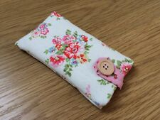 Handmade With Cath Kidston Cranham Fabric - iPhone 6 / 6 Plus Padded Case