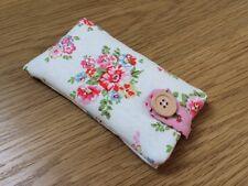 Handmade With Cath Kidston Cranham Fabric - iPhone 6 / 6 Plus Padded Case
