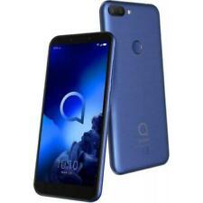 "NUOVO  ALCATEL 1S 2019 5024F 4GB+64GB 5.5"" METALLIC BLUE DUAL SIM ITA SMARTPHONE"