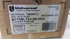 General Electric M175MLTAC3M -500K Metal Halide Ballast 175 Watt M-57 Lamp