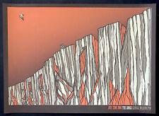 Mint & Signed Pearl Jam 2006 Gorge Amphitheater Brad Klausen A/P Poster 50/200