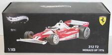 Coches de Fórmula 1 de automodelismo y aeromodelismo Ferrari 312T de escala 1:18