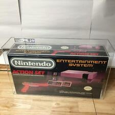 Nintendo NES Action Set Brand New VGA Graded 80+ Near Mint