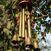 Large Wind Chimes Aeolian Bells Ornament Windbell Gift Yard Garden Home Decors