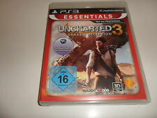 PLAYSTATION 3 UNCHARTED 3-Drake 's Deception [Essentials]