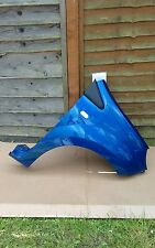 Renault Twingo MK2 2007 TO 2014 Driver Side Front Wing O/S Blue TERNA