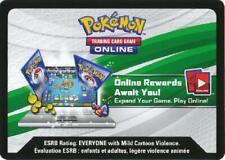 Battle Arena Decks: Mega Blastoise Unused Code Card (Pokemon TCGO) NM