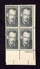 US Stamps Plate Blocks #1773 ~ 1979 JOHN STEINBECK 15c Plate Block MNH