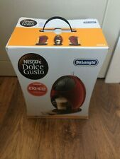 Nescafe Dolce Gusto Coffee Machine-Red