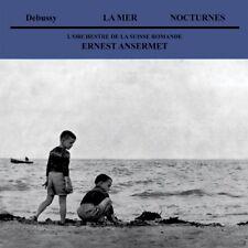 Debussy - La Mer / Nocturnes - L'Orchestra De La Suisse Romande / Ansermet CD