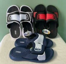 Men's Air Balance Sandals Slides Beach Casual Comfort Adjustable ABS8085M NEW
