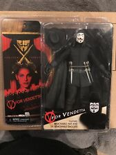 V For Vendetta Neca Figure New In Package Moc Rare Sealed