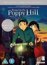 From Up On Poppy Hill (Sarah Bolger Anton Yelchin Gillian Anderson) Region 2 DVD