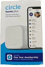 Circle Home Plus, 2nd Gen, Parental Controls for Internet, Mobile Devices, WIFI