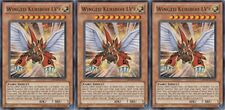 Winged Kuriboh LV9 X 3 RYMP-EN014 Rare Yugioh
