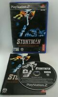 Stuntman Video Game for PlayStation 2 PS2 PAL TESTED