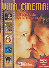 VIVA CINEMA (9/99) TOM CRUISE NICOLE KIDMAN DEQUENNE