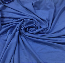 Micro Bamboo Spandex Jersey Knit Fabric Ecofriendly HighEnd Fabric PERIBLUE 9 oz