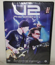 DVD U2 - PHENOMENON - NUOVO NEW