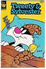 TWEETY & SYLVESTER #114 (VF/NM) Looney Tunes Characters Warner Bros Whitman 1981
