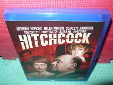 HITCHCOCK - HOPKINS - JOHANSSON - MIRREN  - BLU-RAY