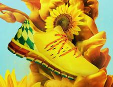 ASICS Limited Edition GEL-QUANTUM 360 KO100 Men's Sunflower 100 Birthday Sz 12