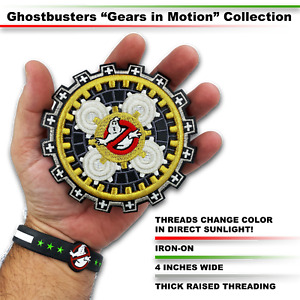 8-GB Ghostbusters Patch Ghost Gears In Motion