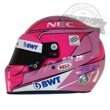 Esteban Ocon 2018 Season Formula 1 F1 Replica Helmet Scale 1:1 Helm Casque Casco