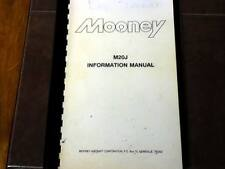 Mooney M20J Pilot's Information Manual
